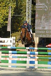GULLION Olivier, Lord de Theize<br /> FEI European Jumping Championship -  2011<br /> (c) www.sportfotos-Lafrentz. de/Stefan Lafrentz