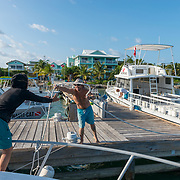 Ocean Frontier diving. Grand Cayman Island.