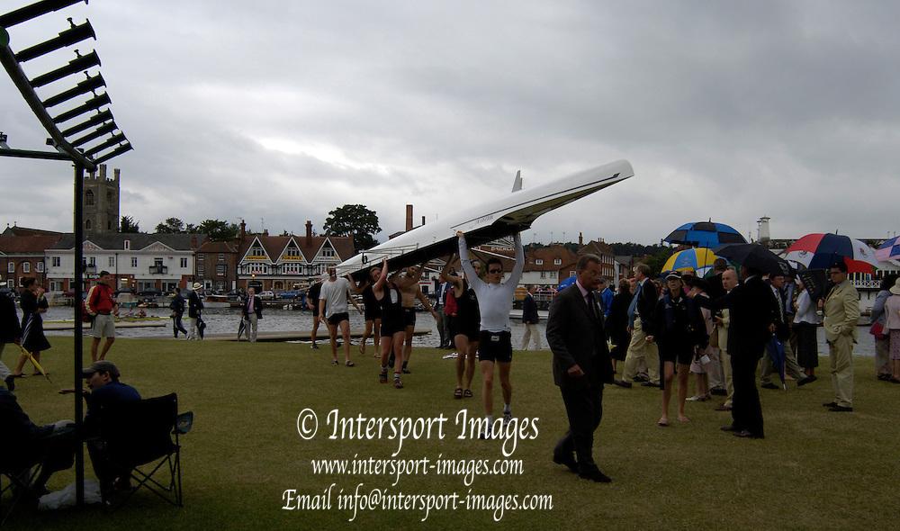 2005 Henley Royal Regatta, Henley on Thames, ENGLAND. 30.06.2005  Photo  Peter Spurrier. .email images@intersport-images..[Mandatory Credit Peter Spurrier/ Intersport Images] . HRR.
