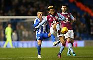 Brighton & Hove Albion v Aston Villa 18/11/2016
