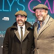NLD/Amsterdam/20171212 - Première Molly's Game, Horace Cohen en Ruben van der Meer