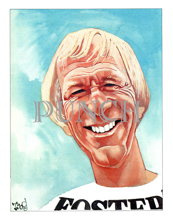 Passing Through (Paul Hogan)
