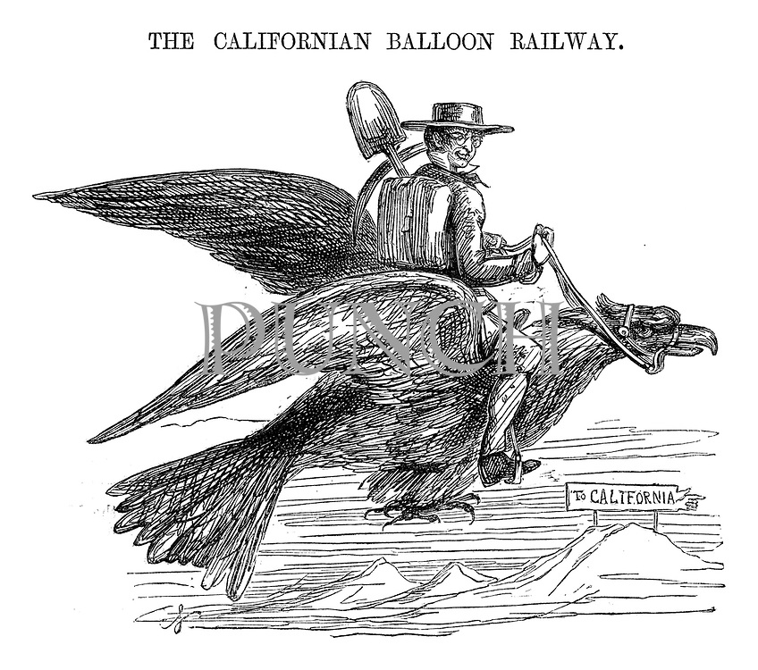 The Californian Balloon Railway