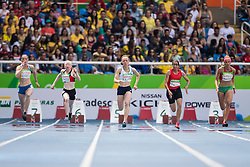 Nantenin KEITA, FRA, Athletisme, Athletics, 100m - T13 at Rio 2016 Paralympic Games, Brazil