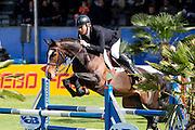 Jeroen Dubbeldam - Utascha SFN<br /> CH Mierlo - Nederlands Kampioenschap 2013<br /> © DigiShots