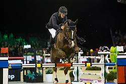 Bost Roger Yves, FRA, Sunshine du Phare<br /> Indoor Brabant 2018<br /> © Sharon Vandeput<br /> 9/03/18