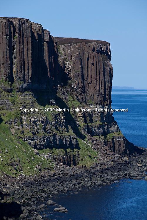 Kilt Rock, Isle of Skye, Scotland UK
