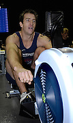 Birmingham, GREAT BRITAIN, men's open Gold Medallist Graham BENTON, competing at the British Indoor Rowing Championships, National Indoor Arena, Birmingham, ENGLAND. 12/11/2006, [Photo, Peter Spurrier/Intersport-images].....