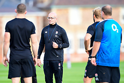 John Mitchell, Defence Coach of England  - Mandatory by-line: Ryan Hiscott/JMP - 24/09/2018 - RUGBY - Clifton College - Bristol, England - England Rugby - England Rugby Training