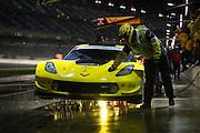 January 27-31, 2016: Daytona 24 hour: #3 Antonio Garcia, Jan Magnussen, Mike Rockenfeller, Corvette Racing, Corvette C7 GTLM