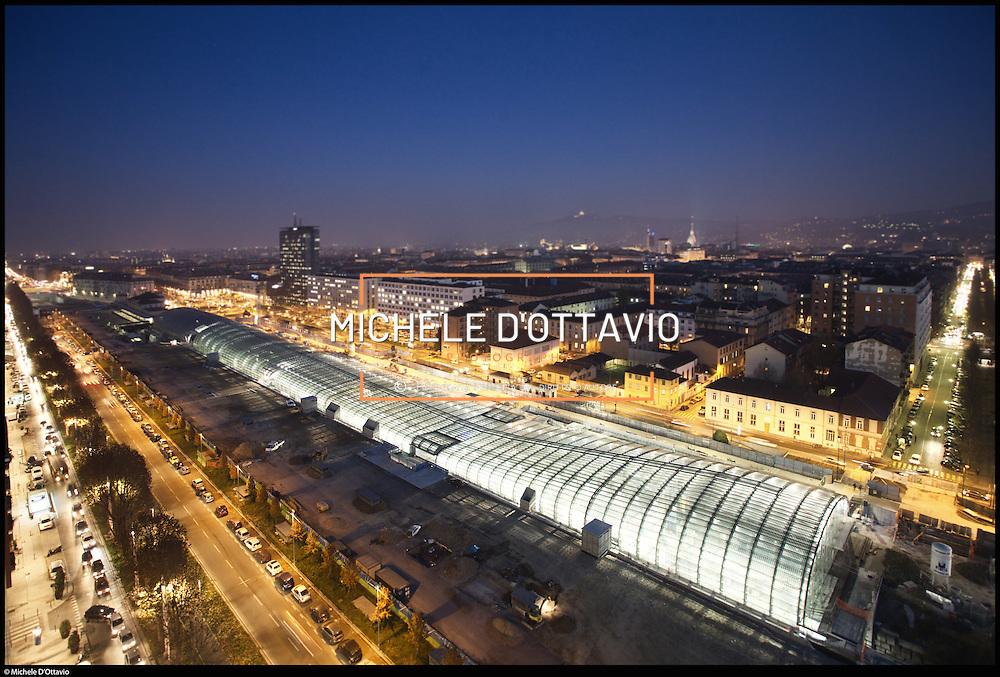 nuova stazione di Porta Susa, Torino