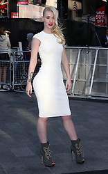 Iggy Azalea arriving for the premiere of World War Z , in  London, Sunday, 2nd June 2013<br /> Picture by:  Stephen Lock  / i-Images
