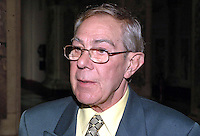Hugh Smyth, Deputy Lord Mayor of Belfast, N Ireland. Member of Progressive Unionist Party (PUP). Ref: 200109123309<br /> <br /> Copyright Image from Victor Patterson, Belfast, UK<br /> <br /> t: +44 28 9066 1296 (from Rep of Ireland 048 9066 1296)<br /> m: +44 7802 353836<br /> e: victorpattersonbelfast@gmail.com<br /> <br /> www.images4media.com<br /> <br /> Please see my full Terms and Conditions of Use at https://www.images4media.com/p/terms-conditions - it is IMPORTANT that you familiarise yourself with them.<br /> <br /> Images used online incur an additional cost. This cost should be agreed in writing in advance. Online images must be visibly watermarked i.e. © Victor Patterson or that of the named photographer within the body of the image. The original metadata must not be deleted from images used online.<br /> <br /> This image is only available for the use of the download recipient i.e. television station, newspaper, magazine, book publisher, etc, and must not be passed on to a third party. It is also downloaded on condition that each and every usage is notified within 7 days to victorpattersonbelfast@gmail.com.<br /> <br /> The right of Victor Patterson (or the named photographer) to be identified as the author is asserted in accordance with The Copyright Designs And Patents Act (1988). All moral rights are asserted.