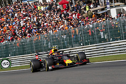 September 1, 2019, Spa-Francorchamps, Belgium: Motorsports: FIA Formula One World Championship 2019, Grand Prix of Belgium, ..#23 Alexander Albon (THA, Aston Martin Red Bull Racing) (Credit Image: © Hoch Zwei via ZUMA Wire)