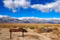 R.A. Wilder Farm, Manzanar National Historic Site, Independence, California