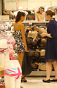 05.JULY.2011. LONDON<br /> <br /> IMOGEN THOMAS SHOPPING FOR UNDERWEAR IN LONDON<br /> <br /> BYLINE: EDBIMAGEARCHIVE.COM<br /> <br /> *THIS IMAGE IS STRICTLY FOR UK NEWSPAPERS AND MAGAZINES ONLY*<br /> *FOR WORLD WIDE SALES AND WEB USE PLEASE CONTACT EDBIMAGEARCHIVE - 0208 954 5968*
