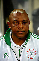 CAF_Africa Cup of Nations - South Africa 2013 / Group C / <br /> Nigeria vs Burkina Faso 1-1  ( Mbombela Stadium - Nelspruit, South Africa ) <br /> Stephen Keshi - Coach of Nigeria , during the match between Nigeria and Burkina Faso