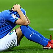 20171113 Calcio, qualificazioni mondiali : Italia vs Svezia