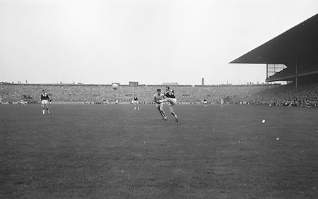 All Ireland Senior Football Championship Final, Dublin v Galway, 22.09.1963, 09.23.1963, 22nd September 1963, Dublin 1-9 Galway 0-10,..