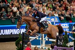 Hassmann Felix, GER, Horse Gym's Balzaci<br /> Leipzig - Partner Pferd 2019<br /> © Hippo Foto - Stefan Lafrentz