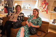 SUSAN LEWIS, LOUISE WILSON, Louis Vuitton exhibition and party, Venice ,  10 May 2019