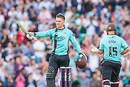 29 Jul 2016 - Surrey v Kent. NatWest T20 Blast at The Oval