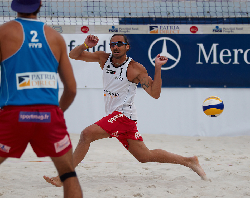 Swatch FIVB Patria Direct Open 2010 - ITA vs FRA