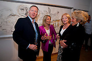 Rory Bremner; Tessa Bremner; Clare Astor; Rosita Marlborough. METRO Ð LAND , A GROUP EXHIBITION OF NEW WORKS BY 50 LONDONÐBASED ARTISTS CURATED BY FLORA FAIRBAIRN AND ROWENA CHIU. MERRISCOURT FARM, SARSDEN, NR. CHIPPING NORTON. Oxon. 16 May 2009<br /> Rory Bremner; Tessa Bremner; Clare Astor; Rosita Marlborough. METRO ? LAND , A GROUP EXHIBITION OF NEW WORKS BY 50 LONDON?BASED ARTISTS CURATED BY FLORA FAIRBAIRN AND ROWENA CHIU. MERRISCOURT FARM, SARSDEN, NR. CHIPPING NORTON. Oxon. 16 May 2009