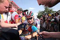 Arrival / KRISTOFF Alexander (NOR) during the Tour de France 2015, Stage 13, Muret - Rodez (198.5Km), on July 17, 2015 - Photo Tim de Waele /  DPPI