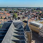 Panorama gemaakt ten behoeve van Deventer Verhaal voor de Open Monumentendag 2016. Beel 1 van 4. Zie ook https://youtu.be/higbY9bjLsw voor printwerk