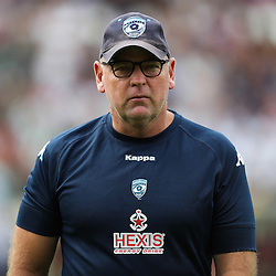 Head coach Jake White of Montpellier  during the French Top 14 match between Union Bordeaux-Begles and Montpellier at Stade Chaban-Delmas on September 4, 2016 in Bordeaux, France. (Photo by Manuel Blondeau/Icon Sport )