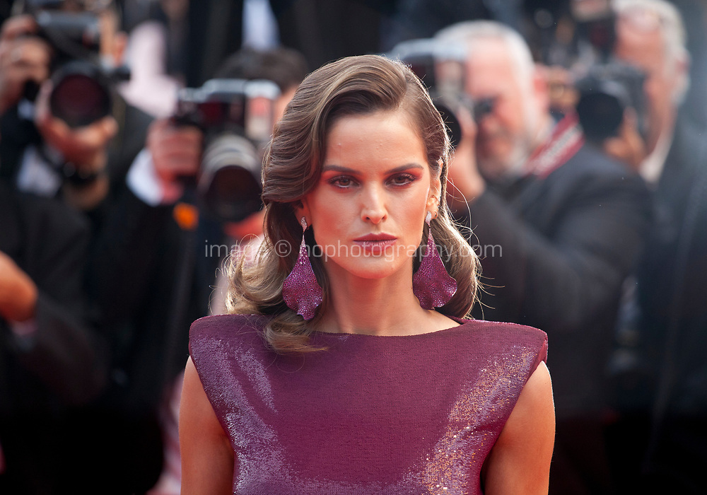 Izabel Goulart at the Opening Ceremony and The Dead Don't Die gala screening at the 72nd Cannes Film Festival Tuesday 14th May 2019, Cannes, France. Photo credit: Doreen Kennedy