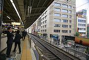 Japan, Nagoya train station