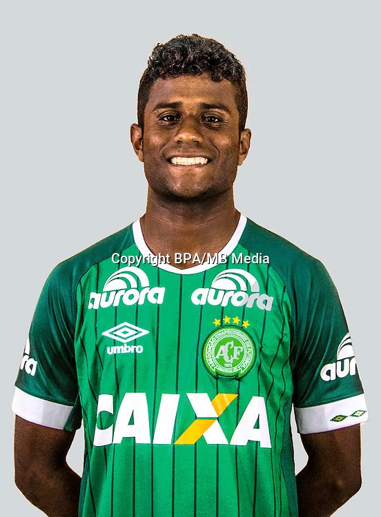 Brazilian Football League Serie A / <br /> ( Associacao Chapecoense de Futebol ) - <br /> Francinilson Santos Meirelles &quot; Maranhao &quot;