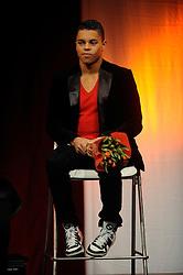 13-12-2010 ALGEMEEN: TOPSPORT GALA AMSTERDAM: AMSTERDAM<br /> In de Westergasfabriek werd het gala van de beste sportman, -vrouw, coach en ploeg gekozen / Jeffrey Wammes, beste sportman 2010<br /> ©2010-WWW.FOTOHOOGENDOORN.NL
