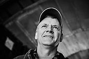 Minnesota corn farmer portrait