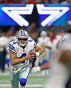 Dak Prescott vs. the Atlanta Falcons