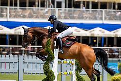 ORSCHEL Cassandra (POL), Copa del Rey<br /> Hamburg - 90. Deutsches Spring- und Dressur Derby 2019<br /> Equiline Youngster Cup CSIYH1*<br /> Springprüfung für 7j. und 8j. Pferde<br /> 31. Mai 2019<br /> © www.sportfotos-lafrentz.de/Stefan Lafrentz