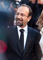 Director Asghar Farhadi at the opening ceremony and Ismael's Ghosts (Les Fantômes D'ismaël) gala screening,  at the 70th Cannes Film Festival Wednesday May 17th 2017, Cannes, France. Photo credit: Doreen Kennedy
