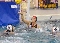 NCAA Women's Water Polo: Iona knocks off VMI, 15-6