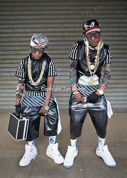cool dudes in Zimbabwe