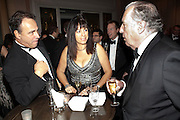 ANTHONY HOROWITZ; FREDERICK FORSYTH, 80th anniversary gala dinner for the FoylesÕ Literary Lunch. Ballroom. Grosvenor House Hotel. Park Lane. London. 21 October 2010. -DO NOT ARCHIVE-© Copyright Photograph by Dafydd Jones. 248 Clapham Rd. London SW9 0PZ. Tel 0207 820 0771. www.dafjones.com.<br /> ANTHONY HOROWITZ; FREDERICK FORSYTH, 80th anniversary gala dinner for the Foyles' Literary Lunch. Ballroom. Grosvenor House Hotel. Park Lane. London. 21 October 2010. -DO NOT ARCHIVE-© Copyright Photograph by Dafydd Jones. 248 Clapham Rd. London SW9 0PZ. Tel 0207 820 0771. www.dafjones.com.