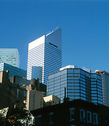 Citicorp building in New York City.