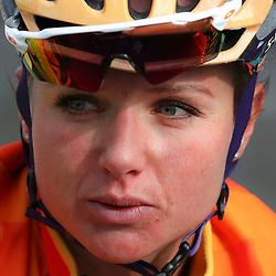 25-02-2017: Wielrennen: Vrouwen Omloop Het Nieuwsblad: Gent   <br /> Chantal Blaak
