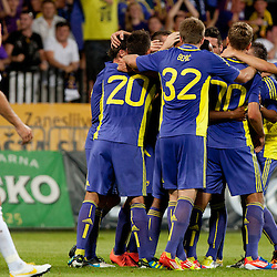 20120801: SLO, Football -Champions League, 3rd Qualifying Round, NK Maribor vs F91 Dudelange