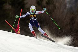OBLAK Rebeka of Slovenia competes during the Ladies' GiantSlalom at 56th Golden Fox event at Audi FIS Ski World Cup 2019/20, on February 15, 2020 in Podkoren, Kranjska Gora, Slovenia. Photo by Matic Ritonja / Sportida