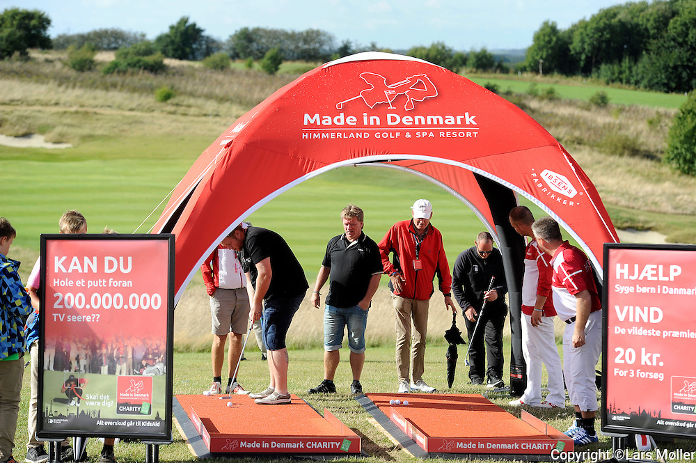 DK Caption:<br /> 20140815, Aars, Danmark:<br /> Made in Denmark Golf. 2. runde: <br /> Foto: Lars M&oslash;ller<br /> UK Caption:<br /> 20140815, Aars, Denmark:<br /> Made in Denmark Golf.  2nd round:<br /> Photo: Lars Moeller