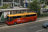 Bus in Jakarta.