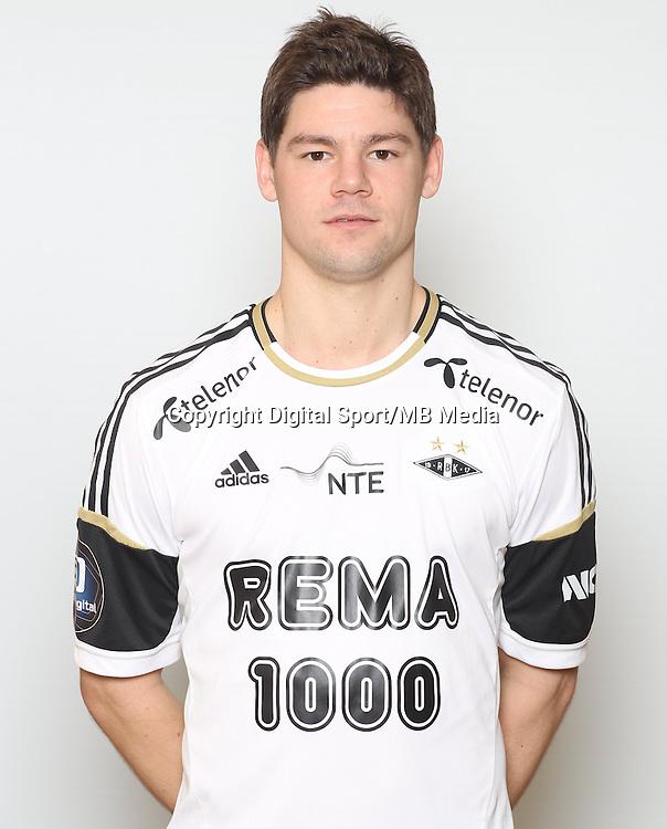 Fotball , Tippeligaen 2013 , Elitesereien<br /> , portrett , portretter<br /> Rosenborg<br /> Daniel Fredheim Holm