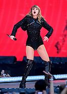 Taylor Swift Reputation stadium tour - London 23 june 2018
